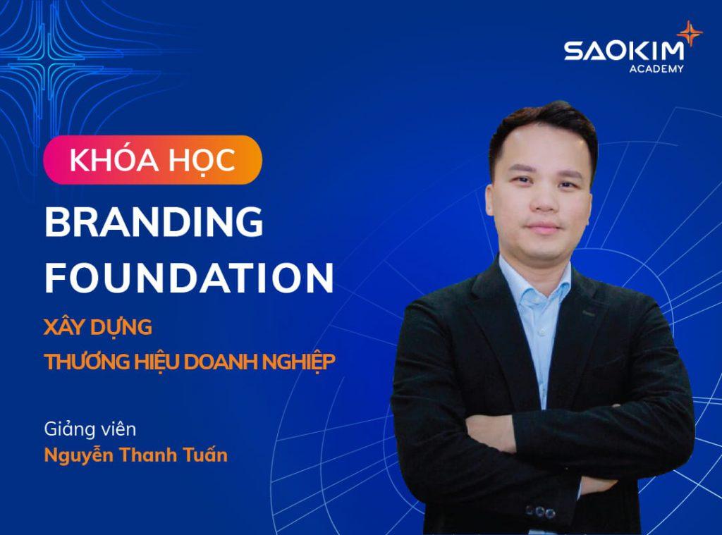 Khóa học Xây dựng thương hiệu doanh nghiệp - Sao Kim Academy