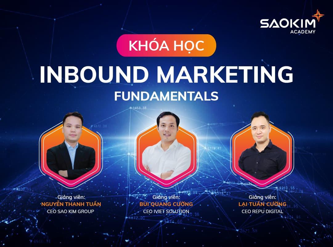 Khóa học Inbound Marketing Funtamentals